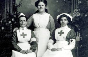 Hospital Blues: Nursing in Sherborne Area during the First World War @ Village Hall